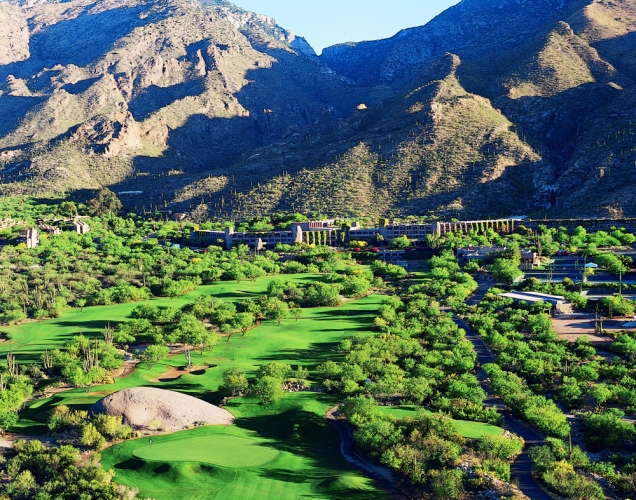 Photo courtesy of: Loew's Ventana Canyon Resort
